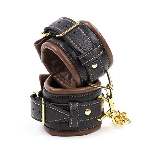 Leder-Fesseln / Leder-Handschellen